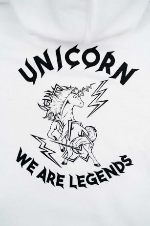 Sweat Classique Sable Zoom de dos Unicorn