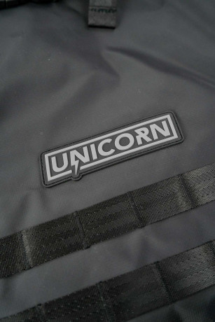 TravelBag Sac de voyage Zoom patch silicone logo Unicorn