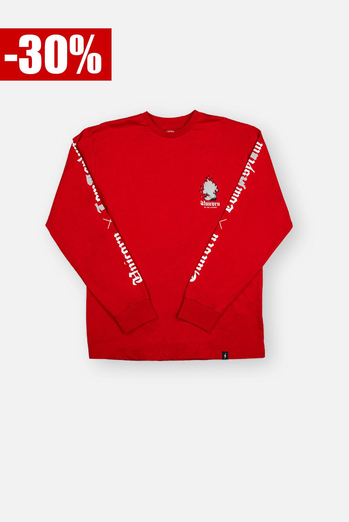 Fire Boat T-shirt Manche Longue