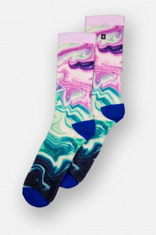 paire de chaussettes 1 déballé de face Unicorn