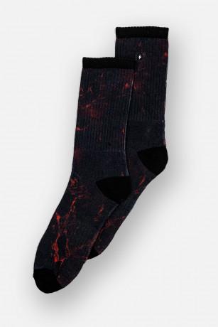 paire de chaussettes 3 déballé de face Unicorn