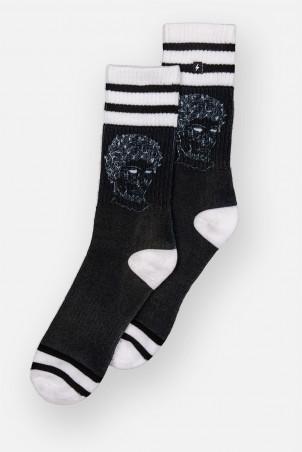 Paire de chaussettes 2 déballé de face Unicorn