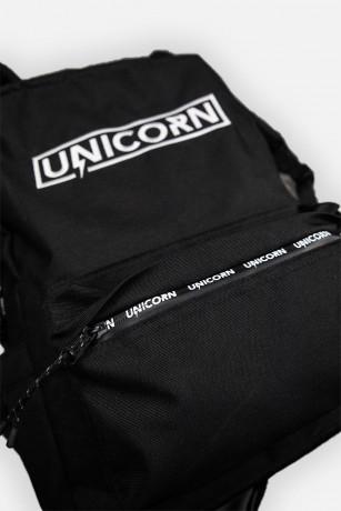 Schoolbag sac d'école Zoom sur le Zip Unicorn