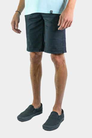 SHORT CHINO BLACK