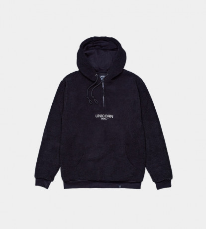 SWEAT SHERPA BLACK