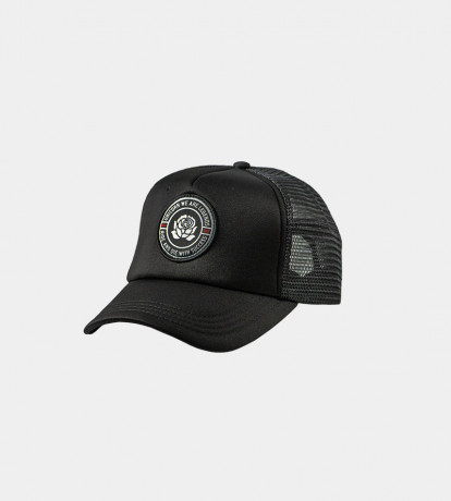 CASQUETTE TRUCKER PATCH ROSE