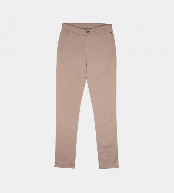 Pantalon Chino Camel