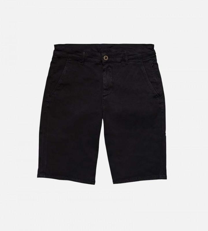 SHORT CHINO BLACK