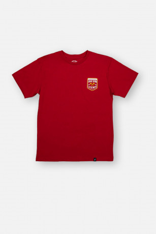 T-shirt UnicornAxes Red
