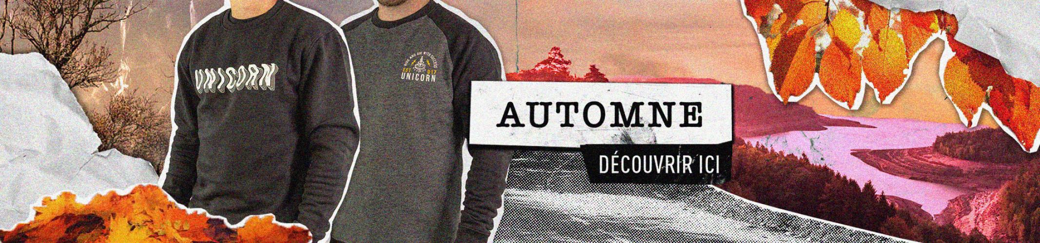 Nouvelle collection : t-shirts, sweats, vêtements rider et accessoires