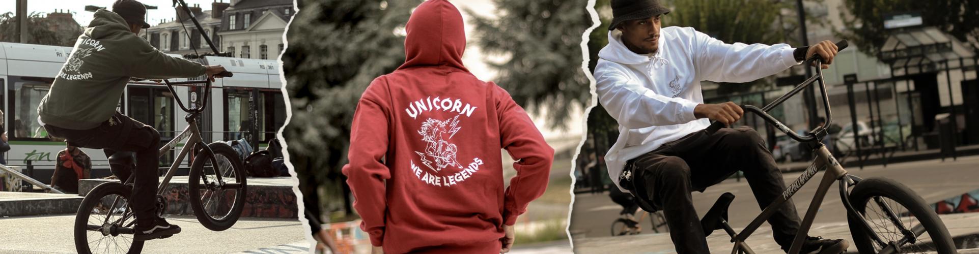 Tous les accessoires BMX - Collection Classic One Unicorn