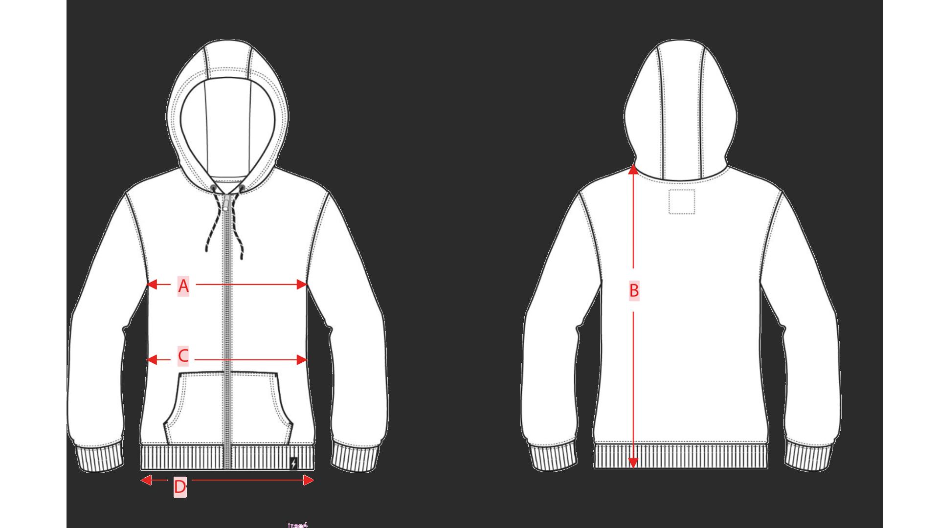 Size Chart women shirt